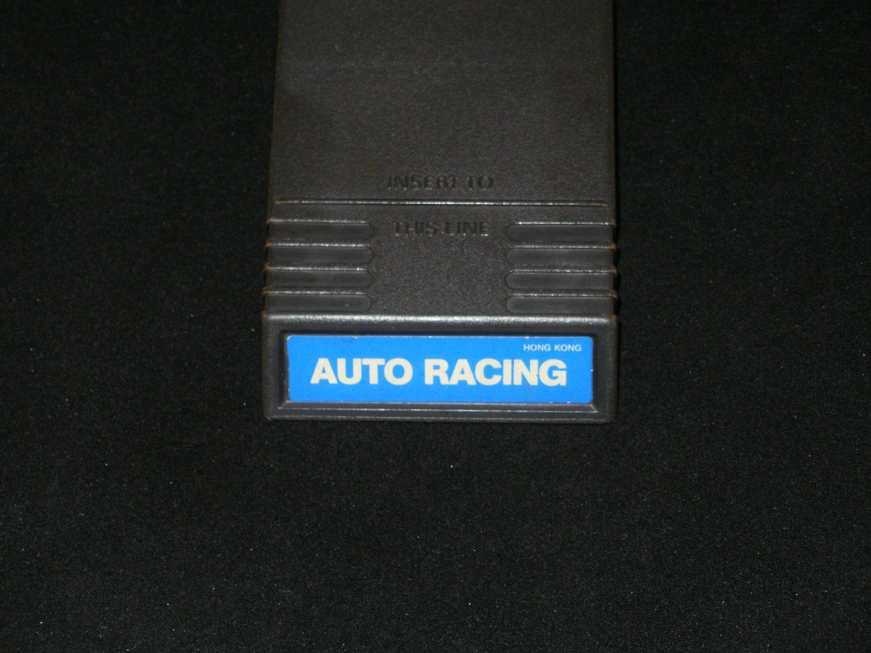 Auto Racing - Mattel Intellivision