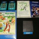 PGA Golf - Mattel Intellivision - Complete CIB