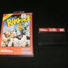 Rampage - Sega Master System - With Box - Rare