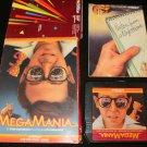 Megamania - Atari 5200 - Complete CIB - Rare