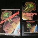 Dreadnaught Factor - Atari 5200 - Complete CIB - Rare
