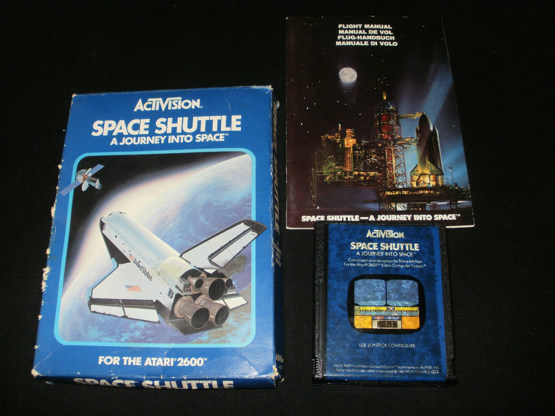 space shuttle atari 2600 - photo #12