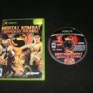 Mortal Kombat Shaolin Monks - Xbox - With Box