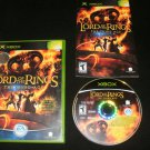 Lord of the Rings The Third Age - Xbox - Complete CIB