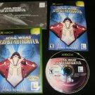 Star Wars Jedi Starfighter - Xbox - Complete CIB