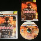 Return to Castle Wolfenstein - Xbox - Complete CIB