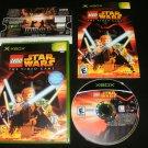 LEGO Star Wars - Xbox - Complete CIB
