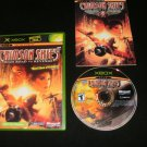 Crimson Skies - Xbox - Complete CIB - Not For Resale Version