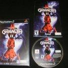 Grandia II - Sony PS2 - Complete CIB