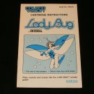 Lady Bug - ColecoVision - 1982 Manual Only