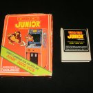 Donkey Kong Junior - Atari 2600 - With Box - 1983 Coleco Version