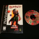 Loaded - Sony PS1 - With Case - Long Box Cardboard 1995 Release