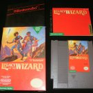 Legacy of the Wizard - Nintendo NES - Complete CIB