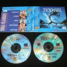 Sega Classics Arcade Collection Ecco The Dolphin - Sega CD