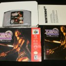 Xena Warrior Princess The Talisman of Fate - N64 Nintendo - Complete CIB