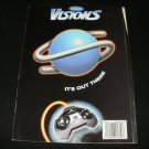 Sega Visions Magazine - May 1995 - Rare Sega Saturn Issue
