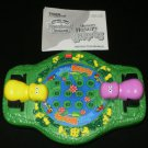 Hungry Hungry Hippos - Tiger Electronics 1999 Handheld - With Manual - Rare