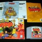 Pokémon Snap - N64 Nintendo - Complete CIB