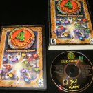 4 Elements - 2009 eGames - Windows PC - With Box