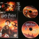 Harry Potter and the Goblet of Fire - 2005 Electronic Arts - Windows PC - Complete CIB