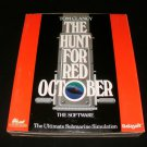 The Hunt For Red October - 1987 Software Toolworks - IBM PC - Complete CIB