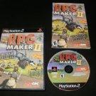 RPG Maker II - Sony PS2 - Complete CIB