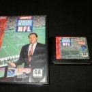 ESPN Sunday Night NFL - Sega Genesis - With Box