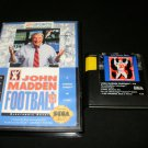 John Madden Football 93 - Sega Genesis - With Box