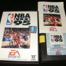 NBA Live 95 - Sega Genesis - Complete CIB