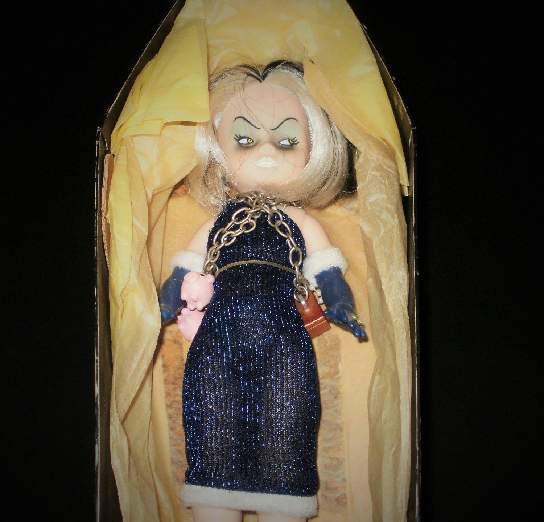 Living Dead Doll - 7 Deadly Sins Greed - Mezco Toyz 2002