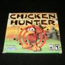 Chicken Hunter - 2004 Encore Software - IBM PC - Complete CIB - Rare