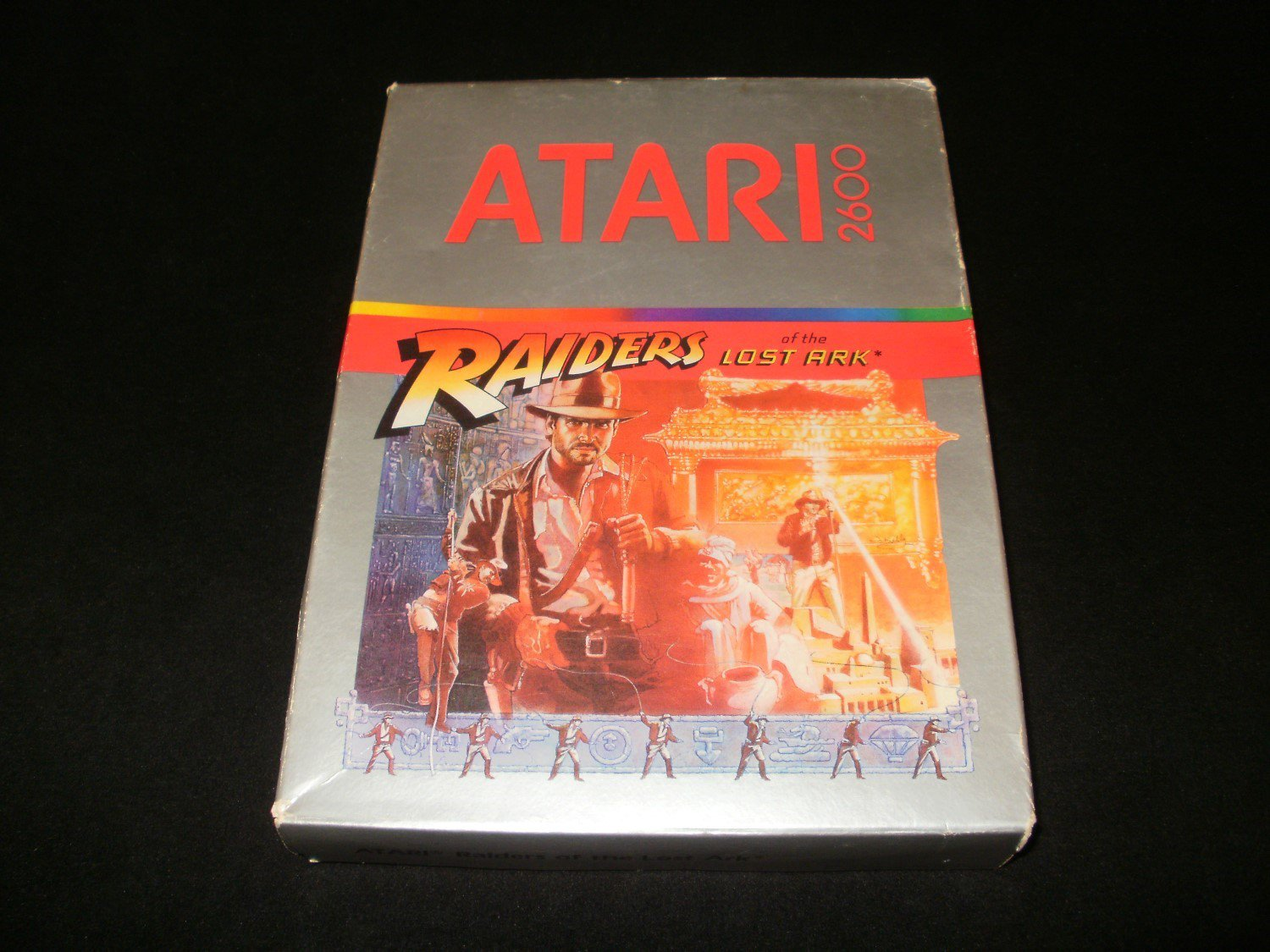 Raiders of the Lost Ark - Atari 2600 - Brand New Factory Sealed