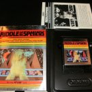 Riddle of the Sphinx - Atari 2600 - Complete