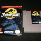 Jurassic Park - Nintendo NES - With Box
