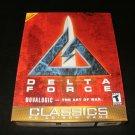 Delta Force - 1998 NovaLogic - IBM PC - Complete CIB