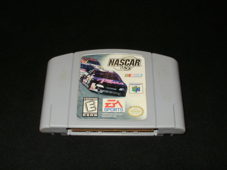 NASCAR 99 - N64 Nintendo
