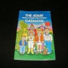 Atari 1980 Catalog - Revision E