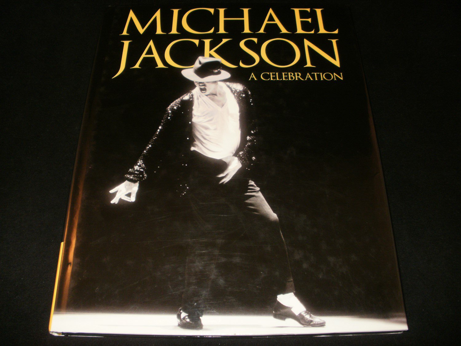 Michael Jackson A Celebration - Carlton Books (2009) - Chris Roberts - Hardcover