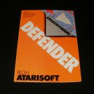 Defender - ColecoVision - Manual Only - Rare