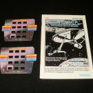 Star Trek Strategic Operations Simulator - ColecoVision - Manual & Overlays Only