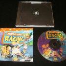 Nicktoons Racing - 2001 Infogrames - Windows PC - Complete CIB