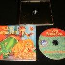 Land Before Time Kindergarten Adventure - 2004 Brighter Child Interactive - Windows PC - Complete