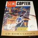 SimCopter - 2000 Maxis - Windows PC - Complete CIB