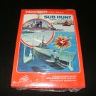 Sub Hunt - Mattel Intellivision - New Factory Sealed