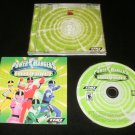 Power Rangers Time Force - 2001 THQ - Windows PC - Complete CIB