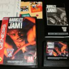 Barkley Shut Up And Jam - Sega Genesis - Complete CIB