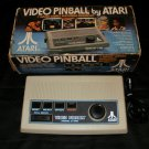 Video Pinball - Vintage Tabletop - Atari 1977