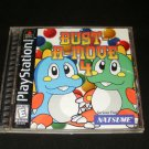 Bust A Move 4 - Sony PS1 - Complete CIB