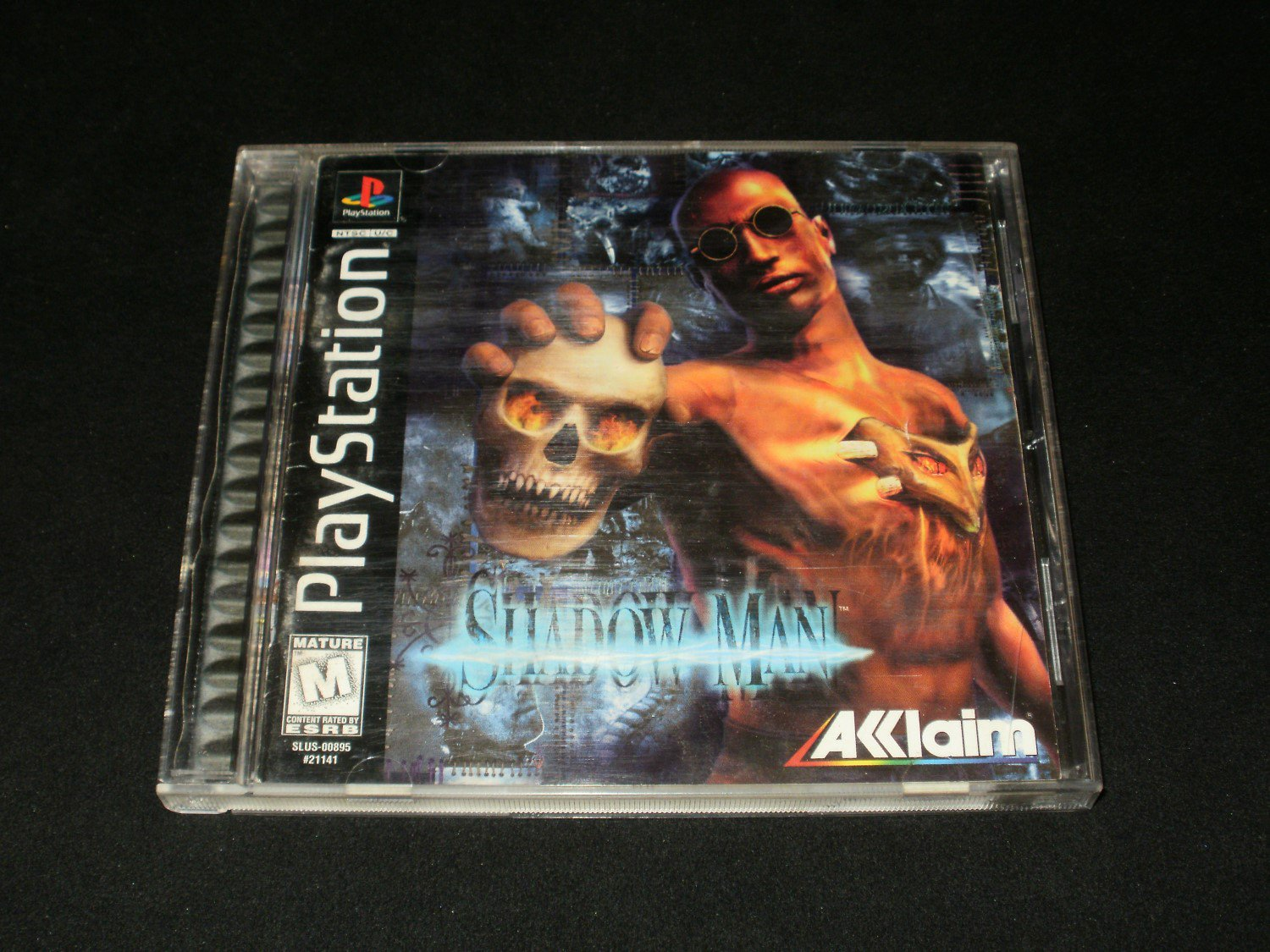 Shadow Man - Sony PS1 - Complete CIB
