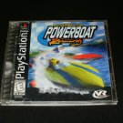 VR Sports Powerboat Racing - Sony PS1 - Complete CIB